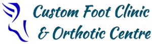 Custom Foot Clinic and Orthotic Centre Guelph & Milton Logo