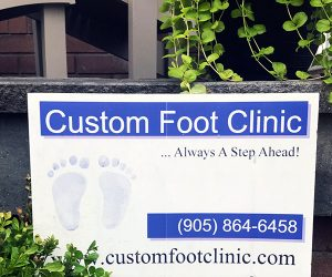 Custom Foot Clnic and Orthotic Centre Milton