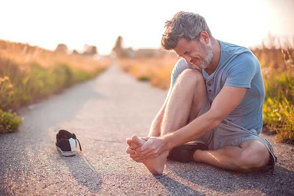 custom orthotics decrease foot pain